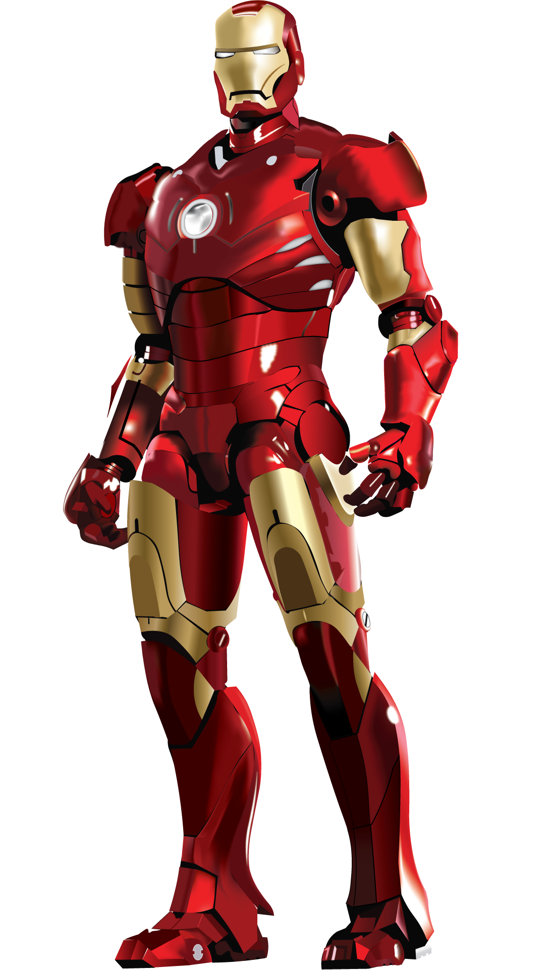 Softwaretraining-Iron-man-Mark-3---Casper-Nouwens-MVO1A---Copy
